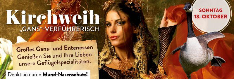 Kirchweih 18.10.20