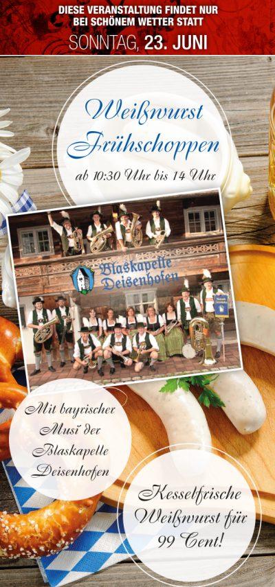 Weisswurt Frühschoppen